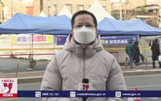 Hàn Quốc hối thúc người mắc bệnh nền đi tiêm chủng