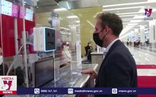 Dubai ứng dụng hệ thống nhập cảnh không tiếp xúc