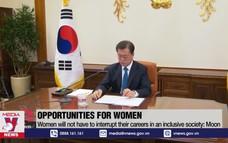 Hàn Quốc nỗ lực bảo vệ việc làm của phụ nữ