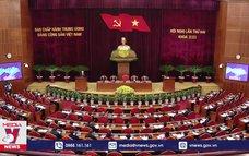 Khai mạc Hội nghị lần thứ 2 BCH Trung ương Đảng khóa XIII