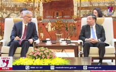 Hà Nội đẩy mạnh hợp tác phát triển giao thông, đô thị
