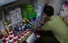 Bắt kho thuốc tân dược không chứng từ tại TP HCM