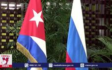 Cuba-Nga họp Ủy ban liên chính phủ lần thứ 18