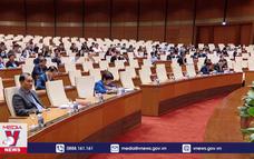 Tăng tính chuyên nghiệp trong hoạt động Quốc hội