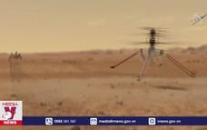 NASA lùi thời điểm cho trực thăng Ingenuity bay trên Sao Hỏa