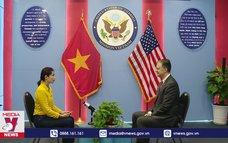 Talk với Đại sứ Hoa Kỳ tại Việt Nam