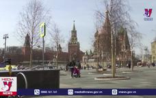 Nhiệt cao kỷ lục vào mùa xuân ở Nga