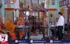 Chúc tết Chol Chnam Thmay tại Bạc Liêu