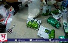 Bắt giữ 40 kg ma túy từ Campuchia về TP.HCM