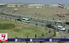 Iran sẽ làm giàu urani 60% từ tuần sau