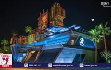 """Disneyland ra mắt """"khuôn viên Avengers"""" vào tháng 6"""