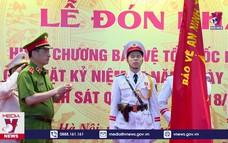75 năm Ngày truyền thống của lực lượng Cảnh sát quản lý hành chính
