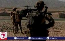 Australia rút toàn bộ binh sĩ đồn trú tại Afghanistan