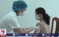 Cao Bằng tiêm vaccine phòng COVID-19 đợt đầu tiên
