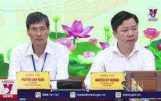 Hà Nội thống nhất danh sách 36 người ứng cử ĐBQH