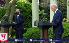 Mỹ và Nhật Bản cam kết tăng cường quan hệ đồng minh