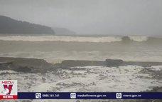 Siêu bão Surigae quần thảo trên biển Philippines