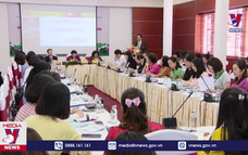 Tập huấn cho nữ ứng cử viên Đai biểu Quốc hội