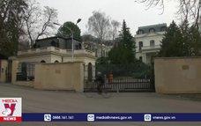 Nga trục xuất 20 nhà ngoại giao Cộng hòa Séc