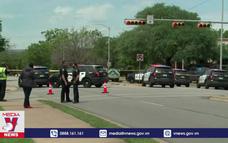 Cảnh sát Mỹ truy bắt nghi phạm vụ bắn chết 3 người ở Texas