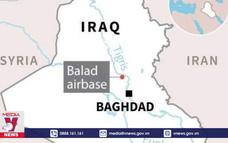 Nã rocket vào căn cứ không quân Mỹ tại Iraq