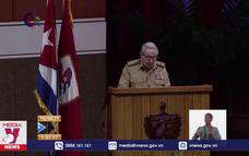 Cuba thông qua nghị quyết Đại hội Đảng lần thứ VIII