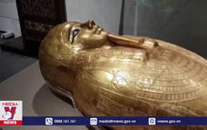 Ai Cập mở cửa sảnh trưng bày xác ướp hoàng gia