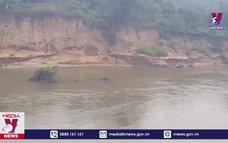 Gây sạt lở sông Đồng Nai vẫn được đề nghị gia hạn khai thác cát