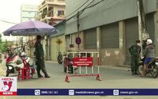 """Campuchia lập các """"vùng đỏ"""" dịch COVID-19 ở thủ đô"""