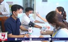 Vĩnh Long tiêm phòng Vaccine COVID-19 cho lực lượng tuyến đầu