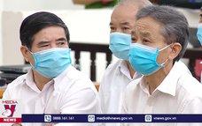 Tuyên phạt các bị cáo trong vụ Gang thép Thái Nguyên
