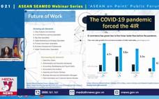Chuẩn bị lực lượng lao động ASEAN giai đoạn hậu COVID-19