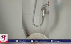 Hàng trăm hộ dân ở Cần Thơ thiếu nước sạch