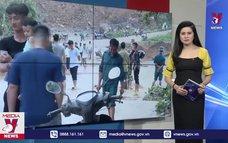 Mưa lũ gây thiệt hại tại Thái Nguyên