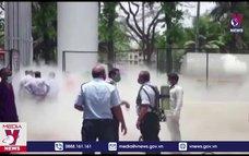 Rò rỉ oxy khiến bệnh nhân COVID-19 Ấn Độ tử vong