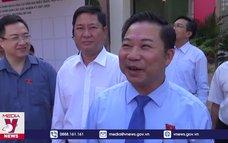 Kiểm tra, giám sát công tác bầu cử tại Ninh Thuận