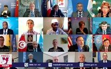 Kêu gọi nối lại đàm phán tiến trình hòa bình Trung Đông