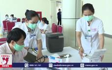 BV Trung ương Huế triển khai tiêm vaccine COVID-19