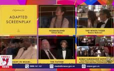 Lễ trao giải thưởng điện ảnh Oscar 2021