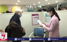 Cộng đồng Việt ở Hàn Quốc ít lây nhiễm Sars-Cov2