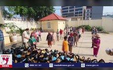 Cứutrợ cộng đồng gốc Việt tại Campuchia