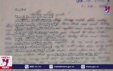 Những lá thư đi qua chiến tranh