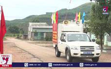 Kon Tum tuyên truyền bầu cử đến vùng đồng bào dân tộc thiểu số