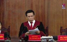 """Y án tử hình """"trùm"""" ma túy Văn Kính Dương"""