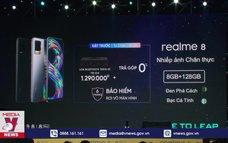 Realme ra mắt 8 series hoành tráng