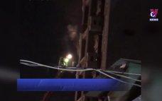Cứu 24 người trong vụ cháy chung cư tại TP HCM