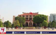 Tri ân Chủ tịch Hồ Chí Minh và các anh hùng, liệt sĩ