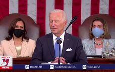 Dấu ấn 100 ngày cầm quyền đầu tiên của Tổng thống Mỹ Biden