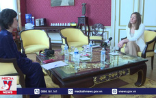 Phó Chủ tịch Đảng Xã hội Bỉ đánh giá cao Việt Nam
