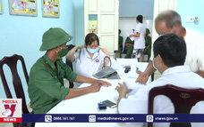 Thừa Thiên - Huế đẩy nhanh tiêm vắc xin phòng COVID-19
